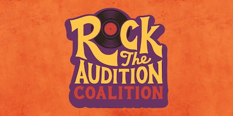 Rock the Audition Coalition: Town Hall/Panel tickets