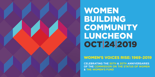 Women Building Community Luncheon 2019