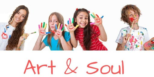 Art & Soul (ages 5-9) at Restore Meditation