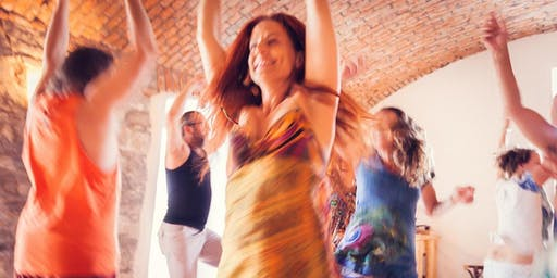 Chakra  Activation Dance and Heart Puja