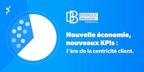 Nouvelle économie, nouveaux KPIs : l'ère de la centricité client billets