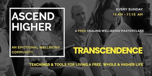 A Healing Workshop(Transcendence)