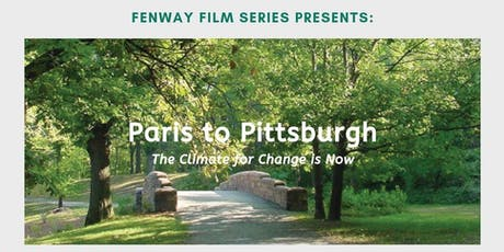 Fenway Film Series: Paris to Pittsburgh tickets