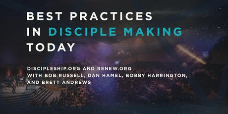 Best Practices in Disciple Making Today tickets