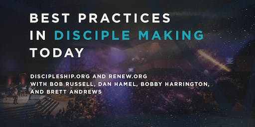 Best Practices in Disciple Making Today