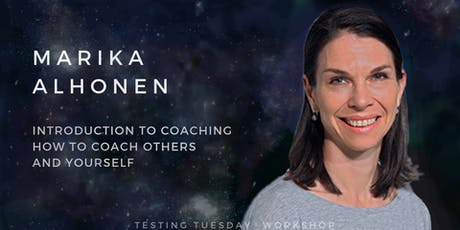Workshop: Introduction to coaching - How to coach others and yourself tickets