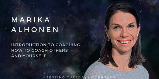 Workshop: Introduction to coaching - How to coach others and yourself