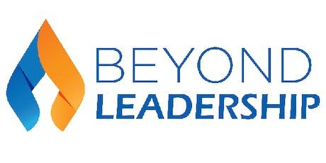 Beyond Leadership Spring 2020 tickets