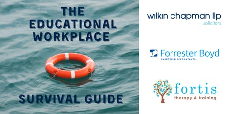 The Educational Workplace Survival Guide tickets