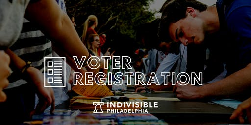 Voter Registration: Philadelphia Museum of Art