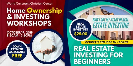 Real Estate Ownership and Investing tickets