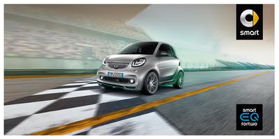 Vivi la smart EQ Experience - Guidala in pista!