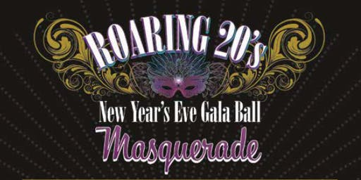 Roaring 20's New Year's Eve Gala Ball Masquerade