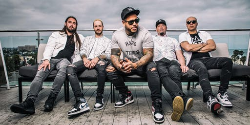 Bad Wolves with Fire From The Gods and More TBA   11.21.19