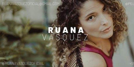 Aulas com Ruana Vasquez | Setembro ingressos
