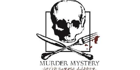 Darkness Studios - Murder Mystery Dinner at Sleepy Creek Vineyards tickets