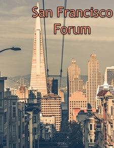 San Francisco Forum logo