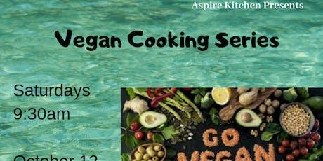 Vegan Cooking Series tickets