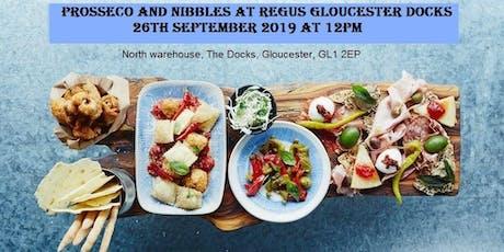 Italian Nibbles @ Regus Gloucester Docks tickets