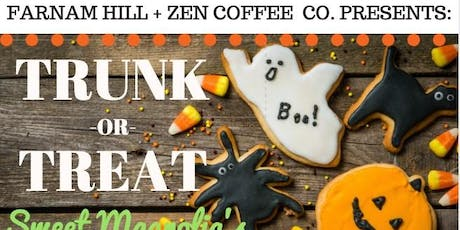 Farnam Hill's Trunk OR Treat tickets