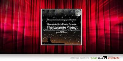 Sharpstown Theater - THE LARAMIE PROJECT 10.19 @ 7PM