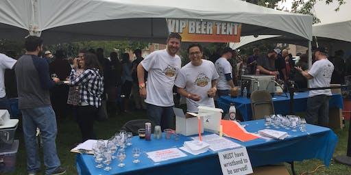 Greeley OktoBREWfest 2019 VIP Beer Tasting
