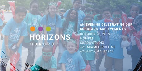 Horizons Honors tickets
