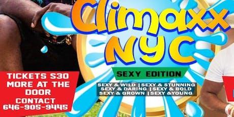 Climaxx_Nyc tickets