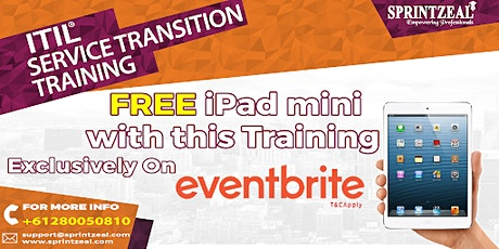 ITIL® Service Transition Training in Brisbane tickets