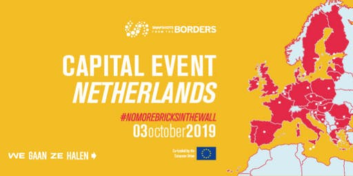 Capital Event #Netherlands - European Day of Memory & Welcome