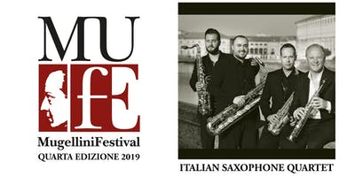 ITALIAN SAXOPHONE QUARTET - FEDERICO MONDELCI MUFE 4