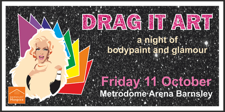 Drag it Art - a night of bodypaint and glamour tickets