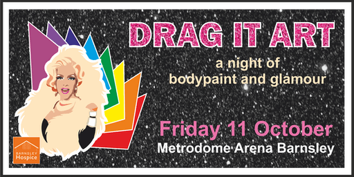 Drag it Art - a night of bodypaint and glamour