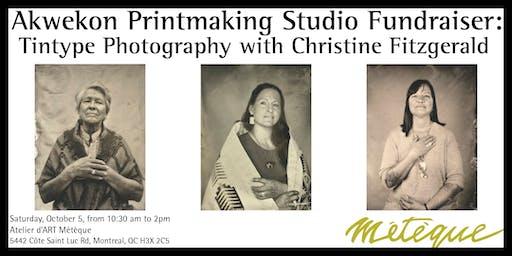 Akwekon Printmaking Studio Fundraiser