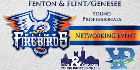 Flint Firebirds Networking Event tickets