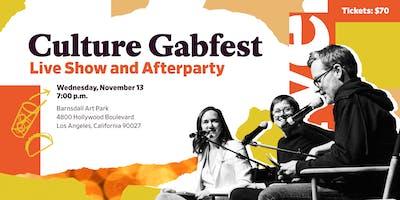 Slate Presents: Culture Gabfest Live in LA
