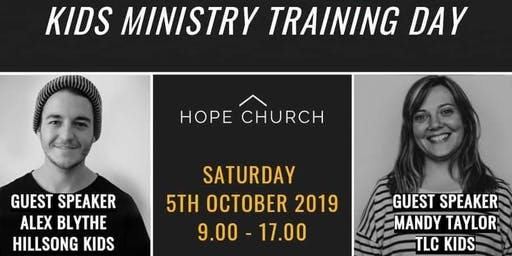 Impact Kids Ministry Training Day