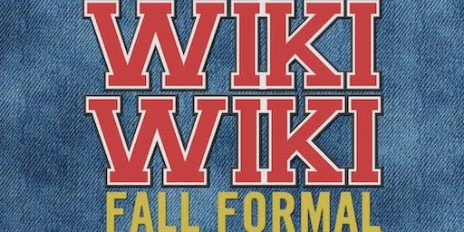 Wikiwiki Poke's Fall Tasting Dinner