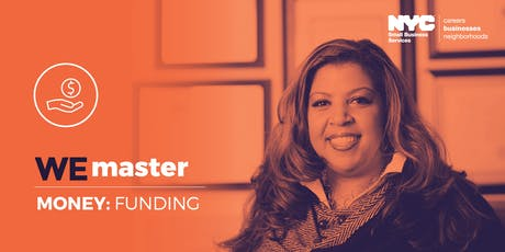 WE Master Money: Funding, Brooklyn, 09/27/2019 tickets