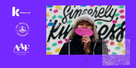 AAF Program - Rebranding Kindness: An Experiential Workshop tickets