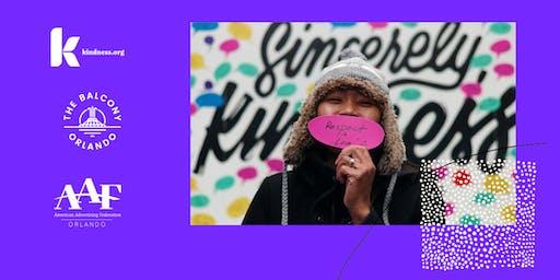 AAF Program - Rebranding Kindness: An Experiential Workshop