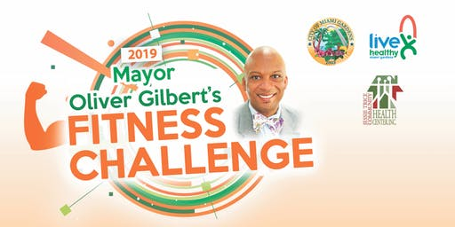 City of Miami Gardens Mayor's Fitness Challenge Sept. - Nov. 2019