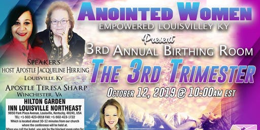 """AWE Presents 3rd Annual Birthing Room Conference Titled """"The 3rd Trimester"""