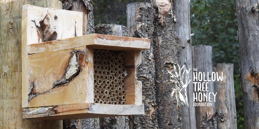 Hollow Tree Honey Family Bee Event! Get a Free Bee Box - Save Utah's Bees!