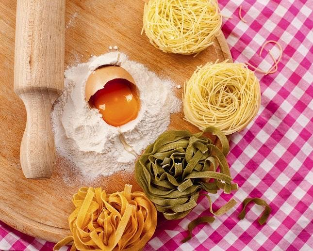 Making Pasta - Cooking class (Sunday Dec. 8th at 3pm)
