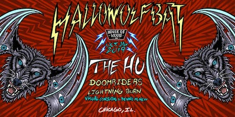 Hallowolfbat tickets