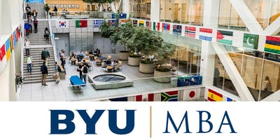 BYU MBA Information Session at Utah State University