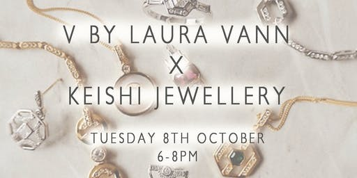 V by Laura Vann AW19 Launch & Engraving Event