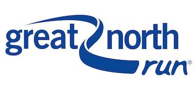 Great North Run 2020 - NDCS Charity Entry