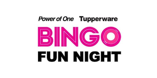Fort St. John Tupperware BINGO!